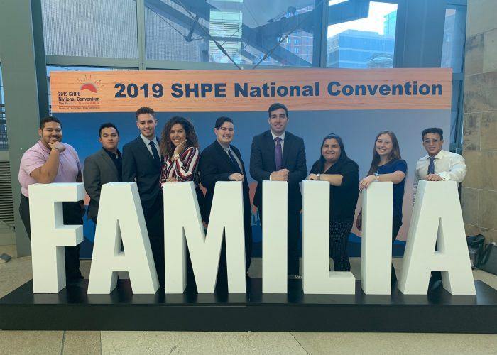 SHPE Familia at SHPE Conference